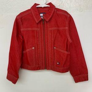 Vintage Kids Tommy Hilfiger Jean Jacket